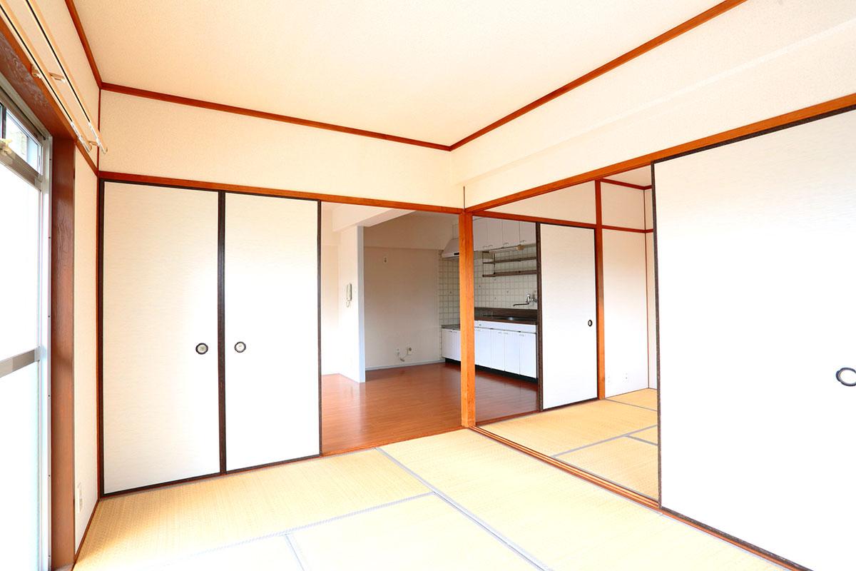 第二甲斐田ハイツ室内写真